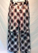 Spyder Women Beauty Athletic Fit Insulated Snow Ski Winter Pants Black Print NEW