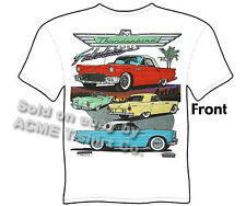 Thunderbird T Shirt Ford Shirt Classic Car Shirt 1955 1956 1957 55 56 57 Tee