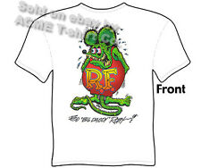 Ratfink T Shirts Big Daddy Shirt Ed Roth Rat Fink Signature Tee Ed Roth T Shirts