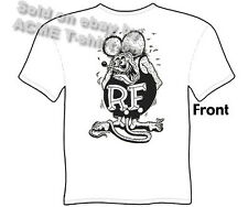 Ratfink T Shirts Ed Roth Rat Fink Big Daddy Clothing Ed Roth T Shirts Hotrod Tee