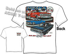 Chevy T Shirts 63 64 65 Impala 1963 1964 1965 Muscle Car Tees Sz M L XL 2XL 3XL