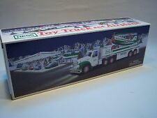 Hess Collectible 2002 Toy Truck & Airplane W/ Original Box