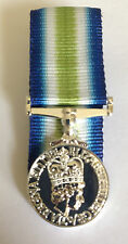 South Atlantic 1982 Falklands FULL SIZE copy medal court mounted + rosette
