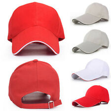 Men Women Baseball Cap Sun Hat Visor Summer Travel Running Golf Outdoor Sport
