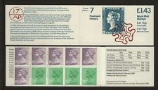 GB Stamp Booklets