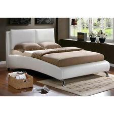 Active Leisure Beds NEW Italian Design Lavine PU Leather Wooden Bed Frame