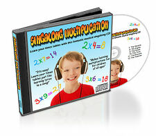 Learn Your Times Tables & Multiplication - Singalong games Improve Your Maths CD