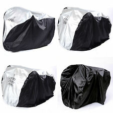 Nylon Waterproof Bicycle Cover BMX Bike Dust Rain Garage Storage for 1/2/3 bikes