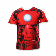 Official Boys Marvel Avengers T-shirt in 5 different sizes