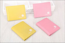 Candy Color Mini RFID Blocking Wallet Anti-scan Girls Purse, protect credit card