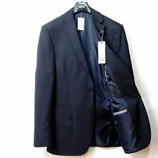 "New M&S Tailored SLIM FIT Easy Care BLAZER JACKET ~ Size 40"" Medium ~ DARK NAVY"