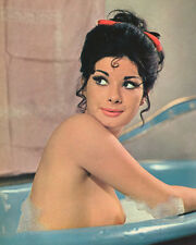 Edwige Fenech Color Poster or Photo