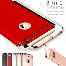 2016 New Ultra-thin Electroplate Hard Back Case Cover for Apple iPhone 6 6S Plus