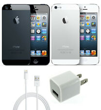 Apple iPhone 5 Factory Unlocked Smartphone 16GB 32GB 64GB Good cond.