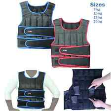 Weighted Vest Jacket Weight Loss Training Running Vest Loss Fitness 5 10 15 20kg