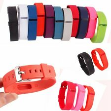 Hot Replacement Wrist Band With Metal Buckle For Fitbit Flex Bracelet Wristband