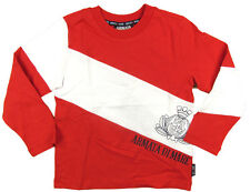 "ARMATA DI MARE ""Longsleeve Langarm"" Baby t-shirt top marine (red/white) NEW"