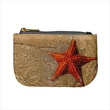 Starfish Mini Coin Purse & Shoulder Clutch Handbag