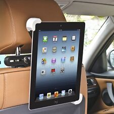 Universal Secure Grip Tablet PC Holder Winshield and Car Headrest Mount