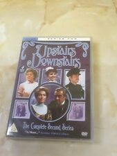 Upstairs Downstairs - Complete Second Series (DVD, 4-Disc Box Set) Network TV