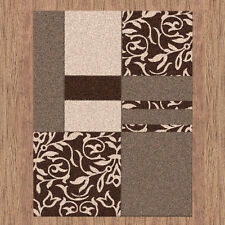 Saray Rugs Rugs NEW Majestic Carving Brown 5035 Contemporary Rug