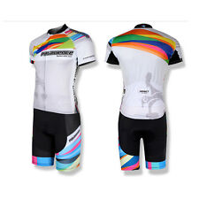 SPAKCT Cycling Clothes Short Sleeves Jersey & Shorts Pants T-Shorts -Pro​vence