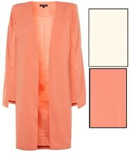 Traffic People Cape Jacket Cream or Coral~With Tags Boutique now £35