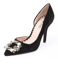 New Top End Bliss Black/Jewels Women Shoes Heels Pumps High Heels