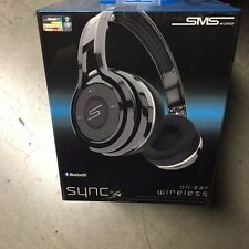NEW - SYNC by 50 Cent Wireless Over-Ear Headphones by SMS Audio