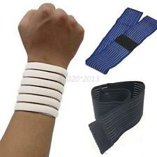 Sports Gym Elastic Wristband Wrist Brace Support Wrap Band Guard Protector