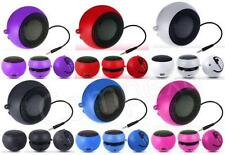 RECHARGEABLE MiNi PORTABLE TRAVEL BASS SPEAKER FOR Nokia 301 And Various Phones