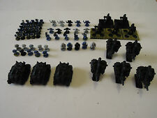 WARHAMMER EPIC 40K SPACE MARINE TROOPS AND TRANSPORTS