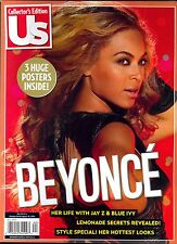 US Collector's Edition BEYONCE + 2 Huge Posters JAY Z Blue Ivy Lemonade Secrets