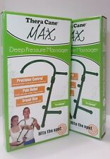 NIB Thera Cane Max Massager Body Muscle Trigger Point Therapeutic Massager