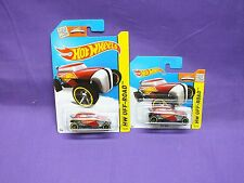Hot Wheels Rip Rod Long Card & Short Card (2015 96/250)