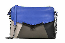 Botkier Valentina Mini Color Block Handbag NWT