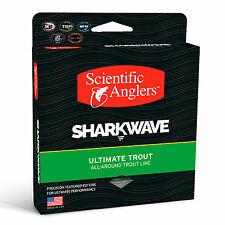 Scientific Anglers SharkWave Ultimate Trout Floating Fly Line - Dries and Nymphs