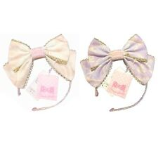 Angelic Pretty Eternal Carnival Head Bow Headband Lolita Kawaii Japanese Fashion