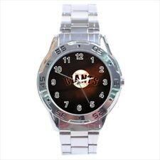 San Francisco Giants Stainless Steel Watches - NFL Football