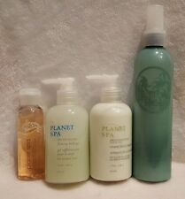 AVON Planet Spa, Simply Body Gel Cleanser Hair Oil Lotion Mist Choose Type NEW