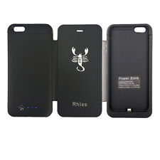 Portable External Battery Case Charger Charging Cover Backup For iPhone 6 plus