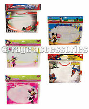 DISNEY MARVEL DRY ERASE WIPE MESSAGE BOARD SPIDERMAN CARS MINNIE MOUSE MICKEY