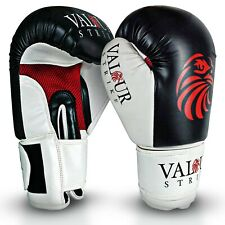 Boxing Gloves Fight MMA Punch Sparring Training Pro Kickboxing Bag Muay Thai UFC