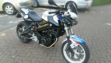 2010 BMW F 800R Limited Edition Chris Pfeiffer (one of only 68)