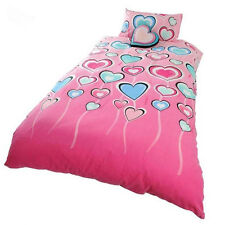 Madeline by Lipstick Duvet | Doona Quilt Cover Sets | Love Hearts | All Sizes
