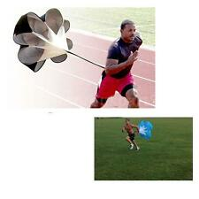 Power Tool Resistance Parachute Soccer Exercise Fitness Running Chute New H2Z4