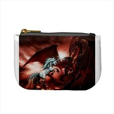 Greek Mythology Mini Coin Purse & Shoulder Clutch Handbag