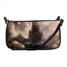 Mount Olympus Mini Coin Purse & Shoulder Clutch Handbag