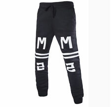 Men's Casual Dance Sports Jogging Trousers Jogger Casual Print SweatPants Pants