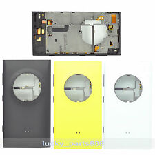 Back Battery Cover Back Door Housing Case W/ Small Parts For Nokia Lumia 1020